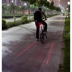 Lanterna LED Cree 3W Cu Semnalizare BL-901