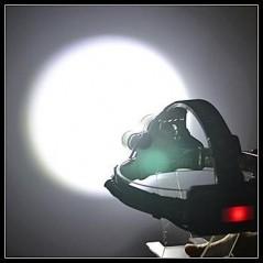 Lampa Solara Cu senzor Miscare Si Acumulator 8 Leduri 1W 300lm