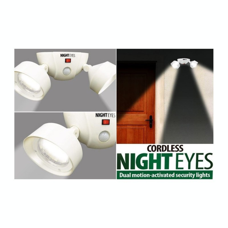 Lampa LED Fara Fir Cu Senzor De Miscare Night Eyes