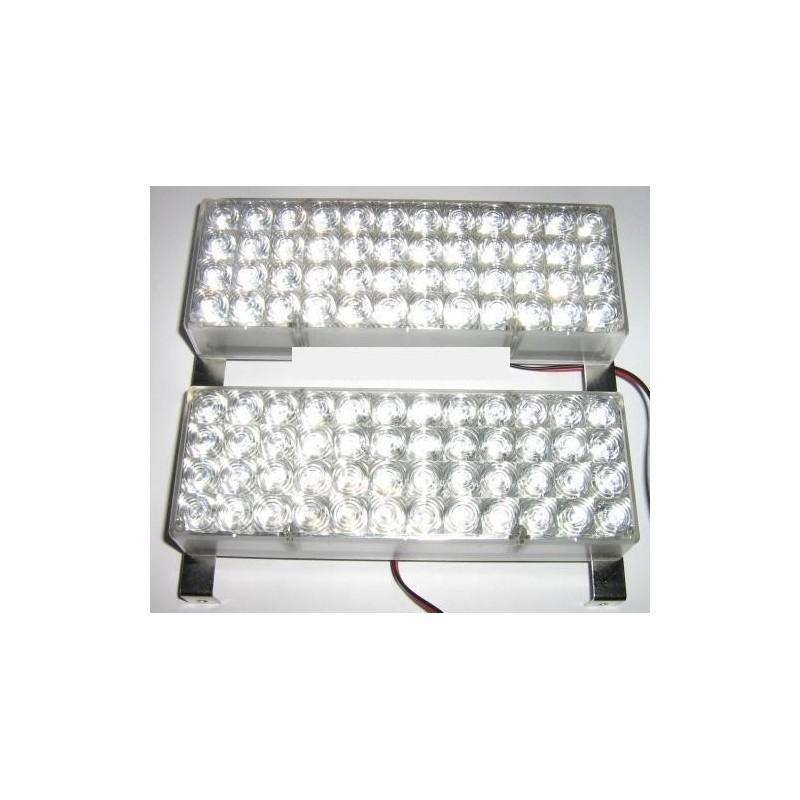 Lupa Ochelari 1.0X 1.5X 2.0X 2.5X 3.5X Iluminare Led Model 9892B2