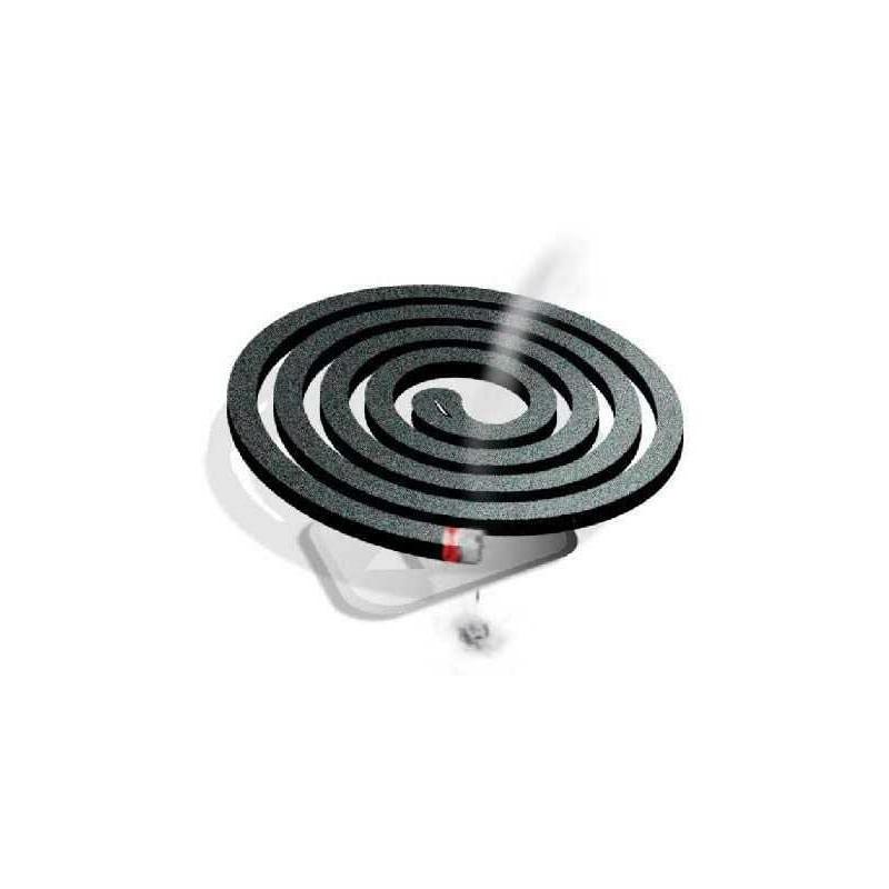 Set 10 Spirale Fumigene Anti Tantari