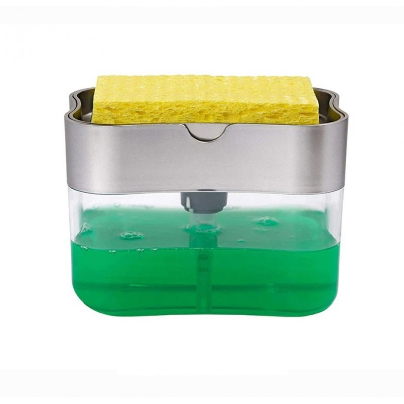 Dozator Detergent Pentru Burete Bucatarie