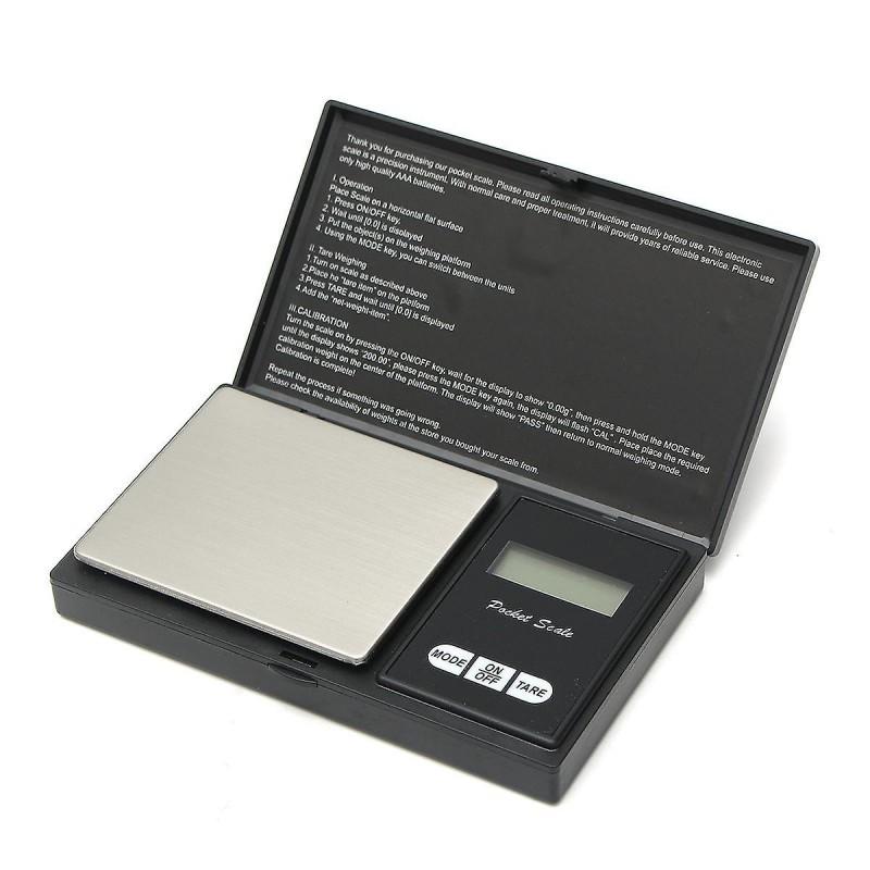 Cantar Digital Mini 0.01g 500g DSPM