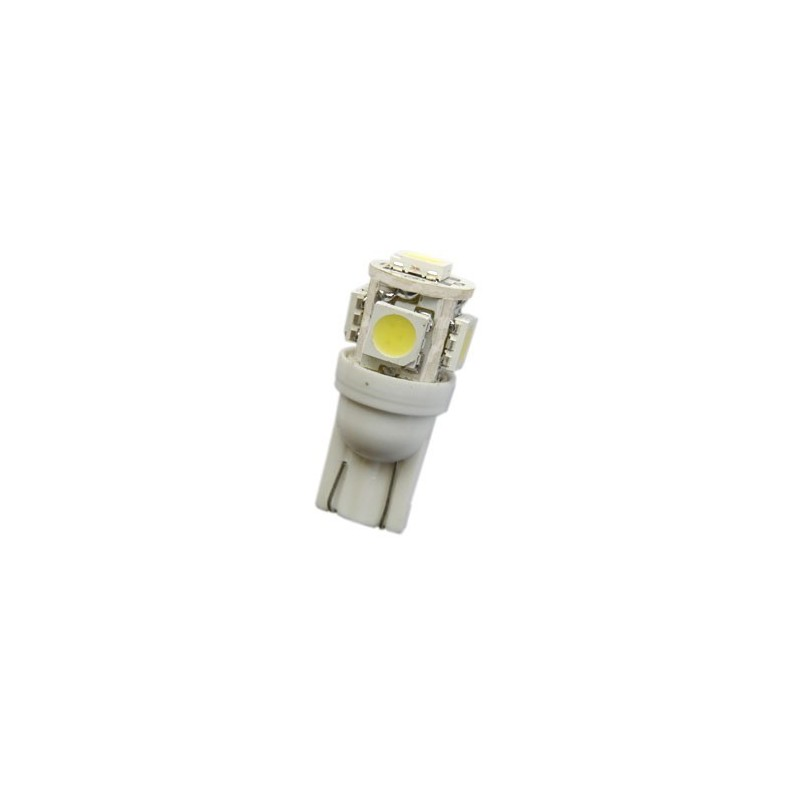 LED , Leduri w5w 5 smd pentru pozitii plafoniera numar